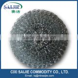Hot sell household products excellent price mesh scourer for cleaning dishes