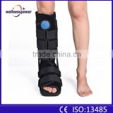 2016 Black Orthopedic Cam Walker Brace with CE ISO Certificate