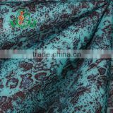 printed Eco-friendly swimwear fabric fish scale