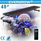 2016 Evergrow 48inch Intelligent Sunrise Sunset marine aquarium equipment