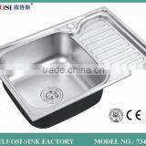 High quality modern used kitchen sinks for sale