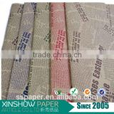 good quality 80g size brown mg kraft paper