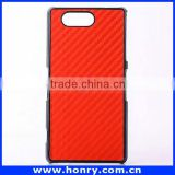 Wholesale price for Sony Z3 mini hard case, hard back cover case for sony xperia