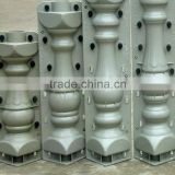 150mm Plastic Concrete Cube Fence Post Mould, Concrete Block Plastic Mould For Concrete