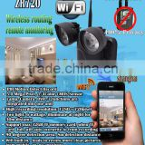 Build in wifi 5.0 motion and light sensor emergency lights for security vehicles and cottage