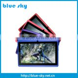 China manufacturer Q8 tablet pc with front and back camera, quad core 7inch tablets