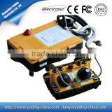 china factory concrete pump remote control f24-60 concrete pump truck radio remote control