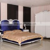 Hand Carved Furniture Bedroom classic luxury antique furniture High-Class Bedroom Furniture