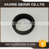 Plastic injection / OEM plastic ABS, PC, PVC, PP, HDPE, molding injection plastic part thread hoop per your drwing or sample