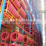 Hot Selling with Reasonable Price New Garage Steel Storage Shelving Shelves Warehouse Racking Tyre Rack