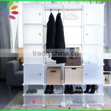 2015 new design hot sexy plastic Magic wardrobe for storing beautiful home Storage shelves