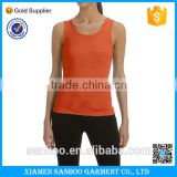 China Supplier Apparel For Women Tank Top With Good Quality Private Label Embroidery Factory