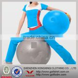 Polyester Spandex Fashion Fitness Clothing Sportswear