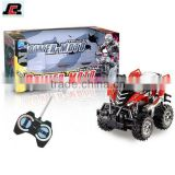 4 Function RC Motor Cycle Truck Kid RC Racing Car Toy Quad Bike Cheap for Sale