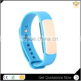 dennis KASI Waterproof Xiaomi Mi Band with MiBand Smart Bracelet Intelligent Vibration Alarm Clock