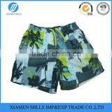 Unique printed quick dry sublimation beach short for men summer