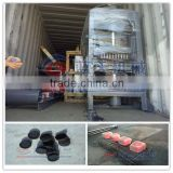 Lantian Brand shisha briquette forming machine for charcoal/coal powder coconut shell briquette machine
