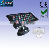 high power led 36*1/3w RGB outdoor waterproof wall light