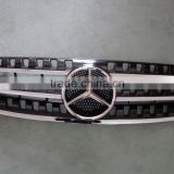 Black car Grille Grills Assembly For Mercedes-Benz W163 M class ML320 ML430 ML55 AMG