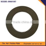 HESSSENS automatic transmission friction plates master kit material for 48T 233*142*4.2swing gear machine spare parts