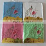 2015 new design embroidered bedding set