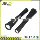 Ningbo JELO Sales promotion High Power 1Watt+10LED Vuvuzela Work Light With Magnet Rubber Soft Touch