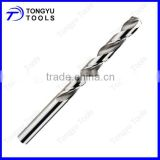 DIN338 HSSM2 Bright Finish Fully Ground Twist Drill Bits alloy steel/unalloyed Steel/iron/cast iron/non-ferrous metals