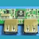 high quality USB HUB pcb board fabrication and assembly one stop service manufacturer