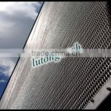 High Quality Decorative Metal Conveyor Belt mesh for exterior building cladding