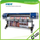indoor and outdoor media printing machine textile sublimation printer eco solvent printing machine