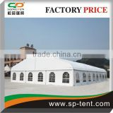 18x20m Big Curved Outdoor Event Marquee Tents for Exhibition Wedding Party Sports Events