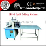 JBJ-1 high efficiency quilt coiling and packing machine