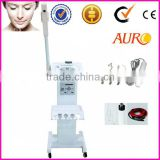 Professional ozone facial steamer face whitening facial kit skin cleaning equipment AU-909B