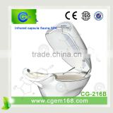 CG-216 HOT!!! Professional Far infrared ray fast burn fat slimming capsule machine for body shape
