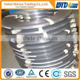 Q195 Cold Rolled Steel Strip,hot dip galvanized steel strip coil With Round Edge for 428 chain