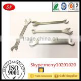 stainless steel stamping wrench ,hexagon spanner
