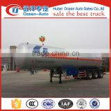 China Supplier 3 Axles LPG Gas Tanker Trailer for Sale