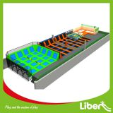 adult large indoor trampoline park cost