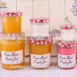 Fruit Preserves Jelly Jam Glass Jars 150ml