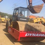12ton used dynapac ca25 ca30  compactor road rollers with close cabine
