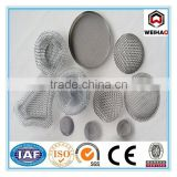 High quality titanium wire mesh manufacture in China