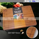 Factory direct sale of the FDA's safe kitchen products bamboo cutting boards