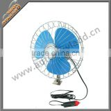 Half metal guard car fan auto car fan