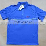 Quickly dry polo Golf T-Shirt for sale