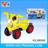 Free wheel ride on baby car toy for children