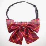 hot sale school cheap lovely girl's bow ties