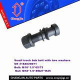 Wheel bolt and nut 3184020071 for Mercedes