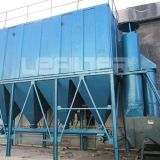 vertical mill dust collector