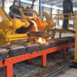 TILTING TYPE POURING SYSTEM