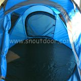 Polyester Fabric Waterproof Pop Up Tent Pop Up Family Tent